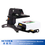 자동 Pneumatic Vacuum 3D Sublimation Machine