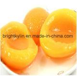 Melocotón amarillo conservado venta caliente de China