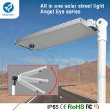Bluesmart 12-80W al aire libre integrado sensor de movimiento solar de luz Productos solares de iluminación de calle LED con control remoto