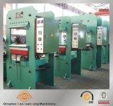 Tipo de goma automático vulcanizador del marco o de la columna de la placa con BV, Ce, certificación del SGS