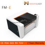 Máquina de gravura do laser de Jinan com venda quente giratória