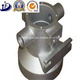 China personalizou a carcaça de alumínio da fundição do molde da areia do corpo de válvula