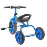 Le meilleur tricycle d'enfants simple de vente de bâti bon marché en métal de Chine