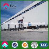 알제리아 (XGZ-A030)에 있는 강철 구조물 작업장