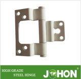 구부리는 기계설비 강철 또는 철 문 또는 Windows 경첩 (80X83.1X2.5mm)