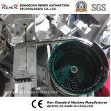 Máquina automática do conjunto para a ferragem plástica