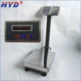 Alta precisión que computa la escala de plataforma electrónica con la batería recargable