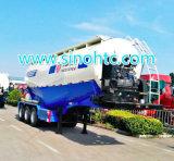 45m3 de bulkAanhangwagen van de Vrachtwagen van de Tanker van de Silo van het Cement Semi (HTC9405GFL)