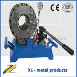 Mini strumento di piegatura ad alta pressione idraulico portatile manuale del tubo flessibile