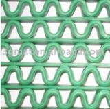 Mat van het Type van pvc S van de Verkoop van de goede Kwaliteit de Hete, Broodje van de Mat van pvc het Antislip