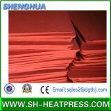 Wärme-Presse-Maschinen-Zubehör-Silikon-Gummiauflage