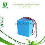 Nachladbarer LiFePO4 12V 50ah Batterie-Satz für Solarstraßenlaterne