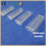 Cavidad del laser del cuarzo, compartimiento del cuarzo, cavidad porosa dual de la silicona