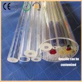 3mmの厚さの水晶袖、石英ガラスの管