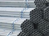 Tubo de acero de acero galvanizado sumergido caliente del tubo ERW de carbón Q195