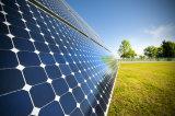 作られる江蘇中国に太陽電池パネルを取付けるHaochangの地面及び屋根