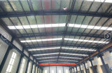 섬유유리 샌드위치 위원회를 가진 구조 강철 내화성이 있는 작업장