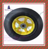 250-4, 300-4, 350-4, 400-4, 400-8를 가진 최고 질 PU 거품 바퀴