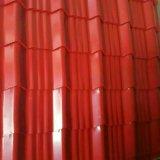電流を通された鋼板または鋼板または屋根ふきシートか建築材料Sgch