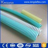Tuyau d'aspiration en spirale renforcé en plastique PVC agricole
