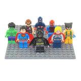Rächer Minifigures Baustein-gesetztes Kind-Spielzeug des Superheld-8PCS