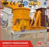 에너지 효과 유리제 석탄 수직 합성 쇄석기