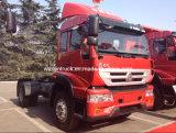 Sinotruk HOWO 4X2 Zz4187V3511Vの索引車のトラック