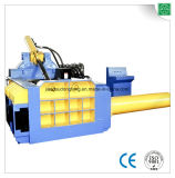 Hydraulisches Eisen StahlCntainer Metalballenpreßpresse-Maschine