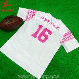 Rugby térmico personalizado Jersey da impressão de transferência do Short do rugby