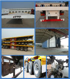 20ft 40ft Container Skeleton Semi Trailer、Container Trailer Chassis