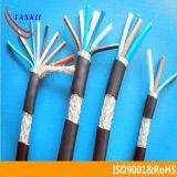 Cable de termopar sólido o trenzado del conductor (tipo JX/KX EX TX)