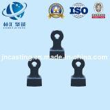 Bastidor de la trituradora/desgaste de la pieza del desgaste - martillo resistente de la trituradora/recambio