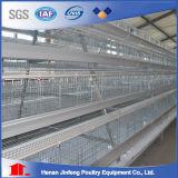 Vente chaude de cage de poulet de matériel de volaille de ferme avicole au Nigéria