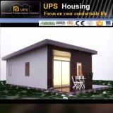 China-Hersteller-flaches Dach-vorfabriziertes Haus