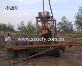 Prix monté par chenille de foreuse de forage de puits d'eau de Xy-200c