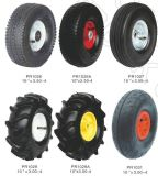 Резиновый колесо, колесо пены, твердое колесо, от 1 '' - полного диапасона с дешевым ценой