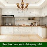 台所家具のメラミンボードの食器棚