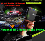 2015熱いPlastic Vr Google Cardboard 3D Glasses Virtual Realtiy