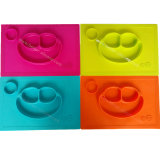 LFGB FDA Food Standard Toddler Silicone Dinner Mat