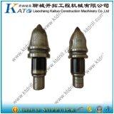 Uso da construção da fundação e tipo bit da máquina da ferramenta Drilling de broca à terra