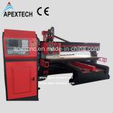 Tisch-bewegliche Holzbearbeitung-ATC-Stich CNC-Fräser-Maschine