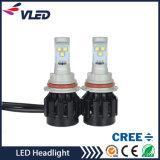automobile 9004/H7/H4/9005/9006/faro del LED installato camion