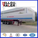 China-Schlussteil-Hersteller 45000 Liter Heizöl-Tanker-Schlussteil-