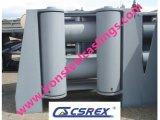 Ghisa/rullo d'acciaio di attracco/rulli di deformazione