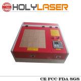 Graveur saint 40W de machine de découpage de gravure de laser de CO2 de laser
