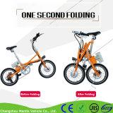 bici plegable eléctrica de alta velocidad 36V250W