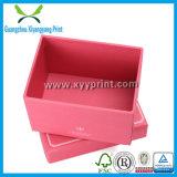 Изготовленный на заказ роскошная причудливый бумажная коробка подарка конфеты шоколада упаковывая