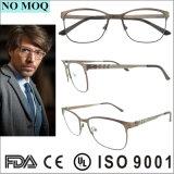 Form aus rostfreiem Stahl Eyewear Brille-Glas-optischer Rahmen