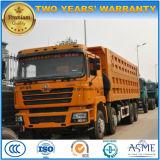 30t 8X4 Shacman 30 toneladas de carro de vaciado resistente