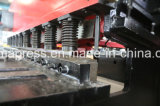 QC12y Serie CNC-hydraulische scherende Maschine (Guillotineschermaschineausschnitt)